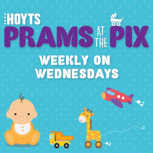 HOYTS_PRAMS_AT_THE_PIX