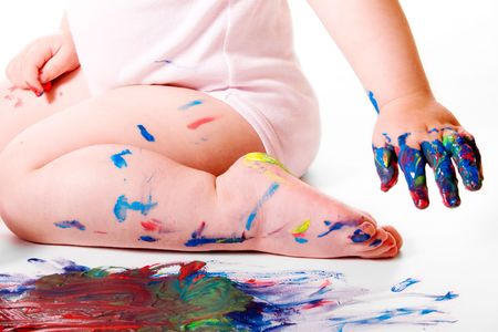 How to Encourage a Love of Art in Your Kids | Inner West Mums Sydney
