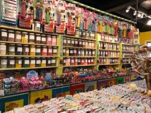 Lolly Swagman sweet shop Berrima
