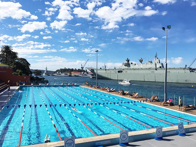 Andrew Boy Charlton Swimming Pool