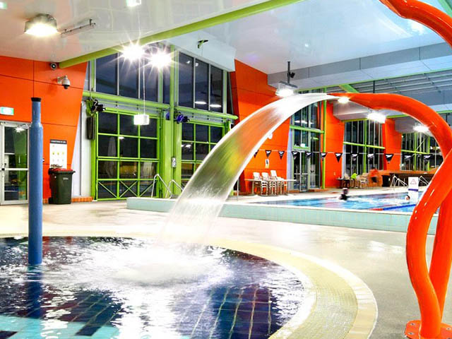 Annette Kellerman Swimming Pool