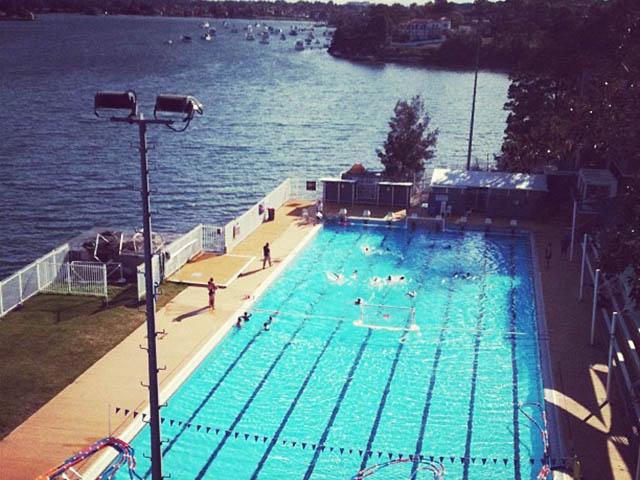 Drummoyne Swimming Pool