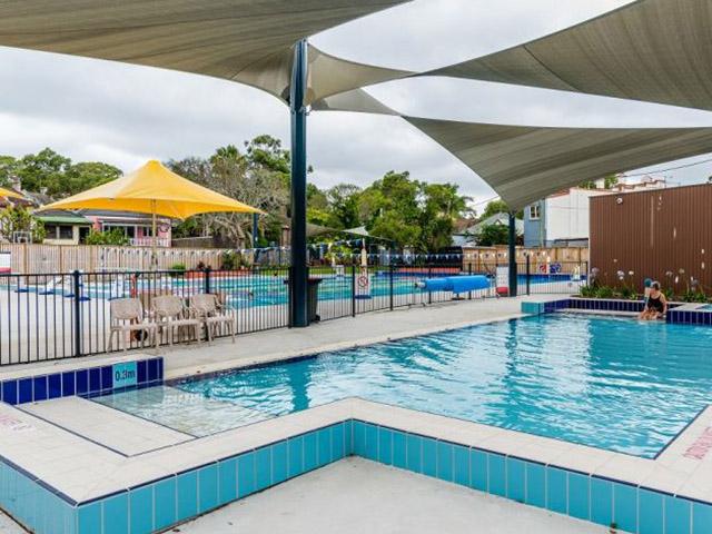 Fanny Durack Swimming Pool