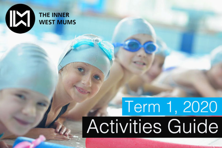 Inner West Mums' Activities Guide - Term 1, 2020