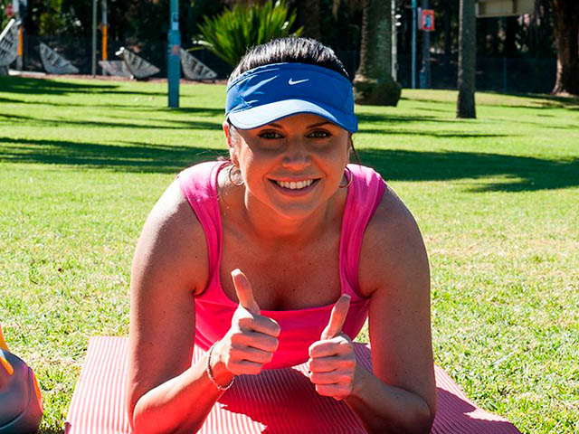 Olivia Banks - Fluro Fitness
