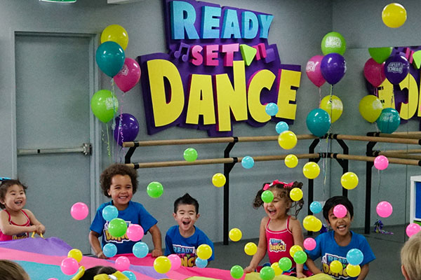 Ready Set Dance - Inner West Mums' Activities Guide