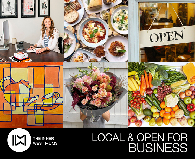 Local & Open for Business