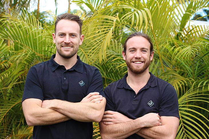 Aaron & Ben Tass of Tass Construction Group