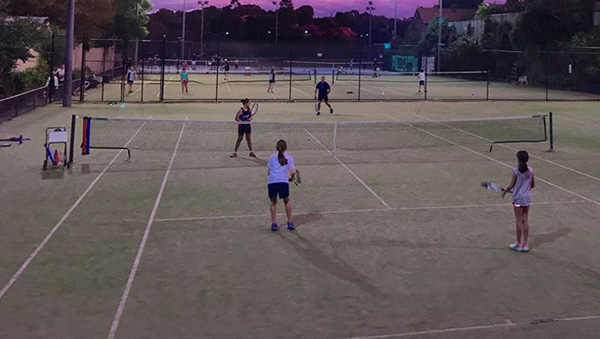 Haberfield Tennis - July School Holiday Guide