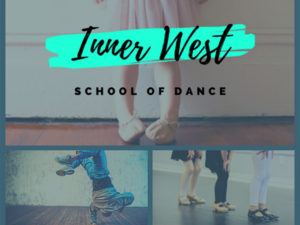 Inner West School of Dance - July School Holiday Guide