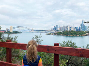 Harbour View Walk - Balls Head