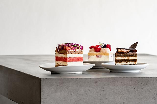Black Star Pastry cakes