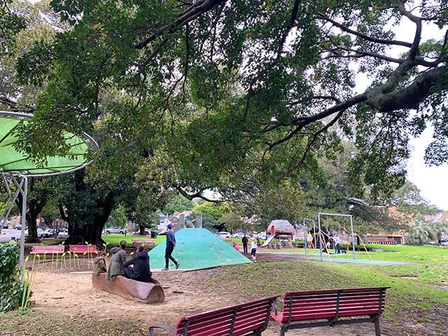 Jubilee park - Glebe