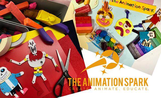 Animation Spark - term 4