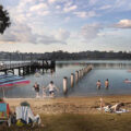 New swim spot - parramatta river