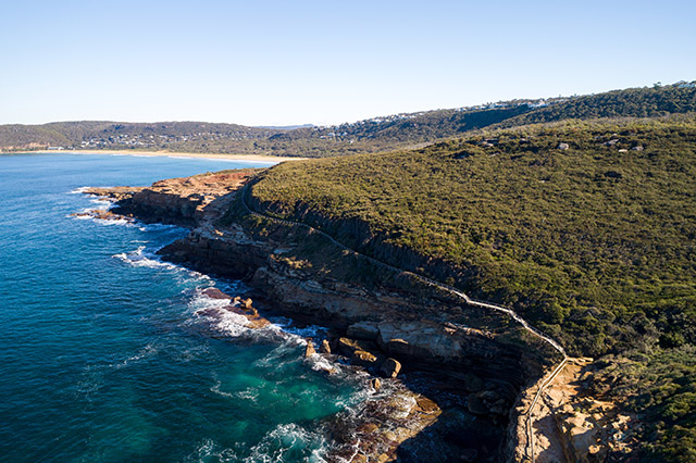 Bouddi National Park view
