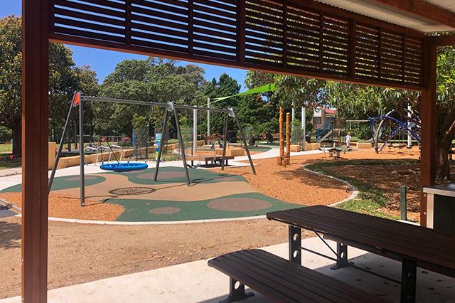 five-dock-new-playground