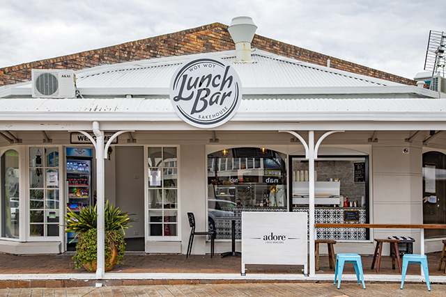Bakehouse Lunch Bar Woy Woy