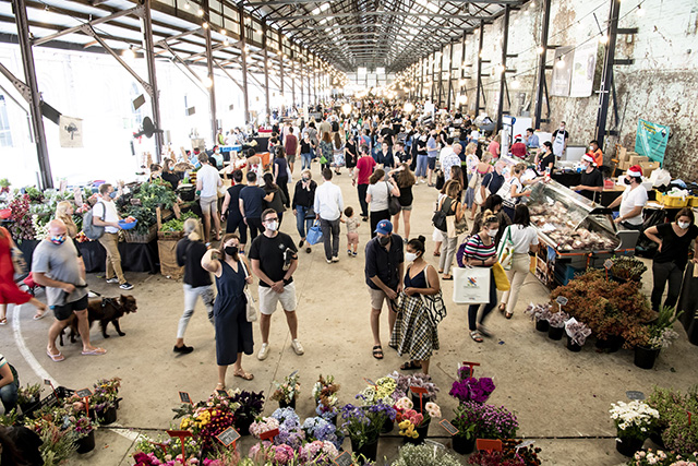Carriageworks Market