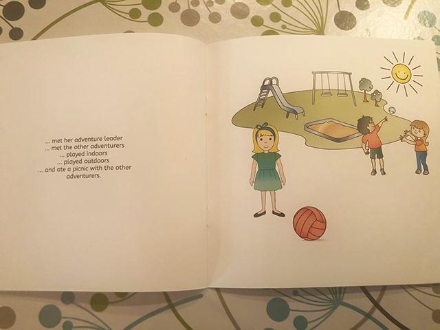 WeaverBird story book