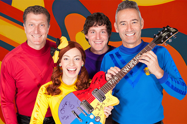 The Wiggles Exhibition-Powerhouse Museum
