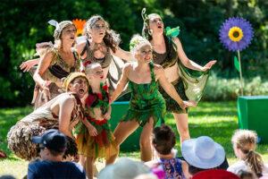 Tinkerbell - Sydney Botanic Gardens