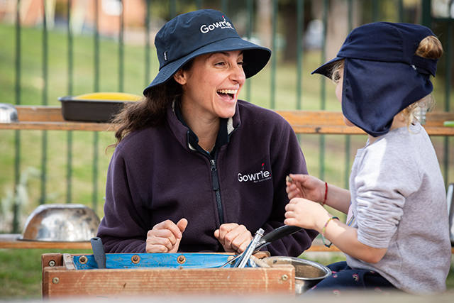 Gowrie childcare Erskineville