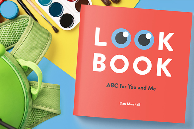 Look Book: ABC For You and Me - Dan Marshall