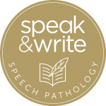 Speak & Write Speech Pathology